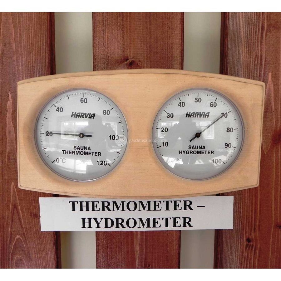 Thermometer - Hydrometer