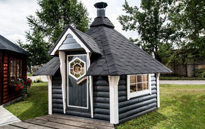 blue bbq hut in uk for sale