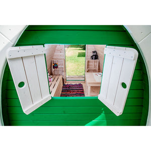 Tiny Pod House 4 Children