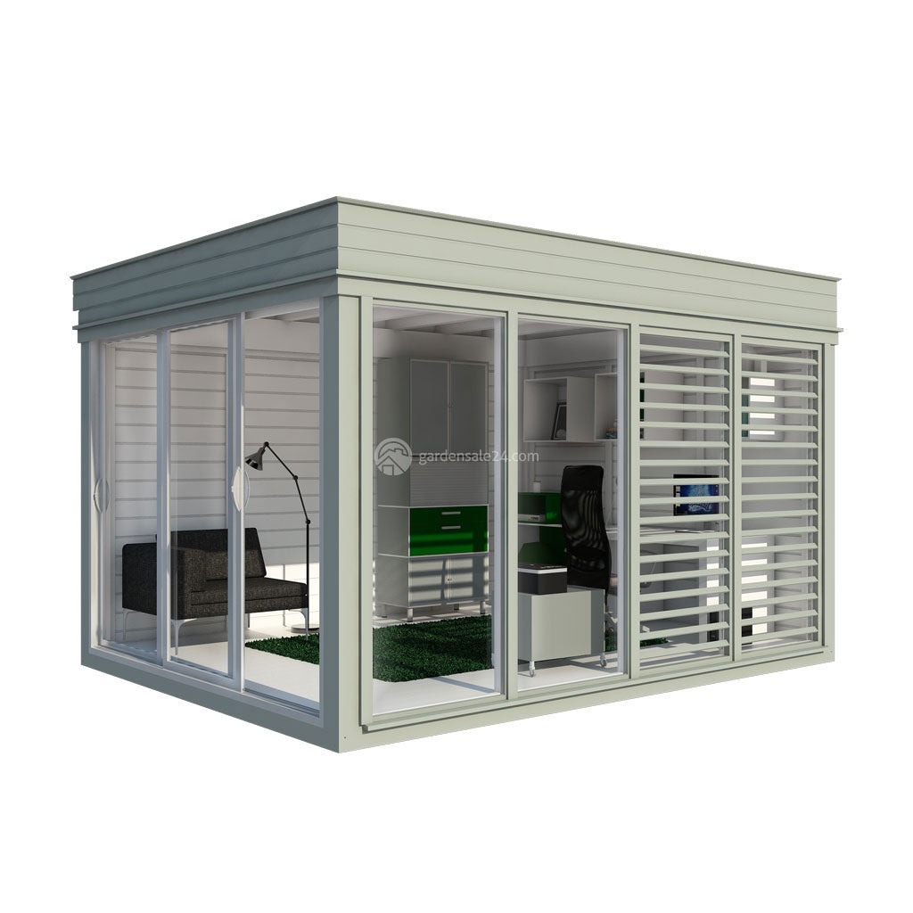 insulated-garden-office-3d-model