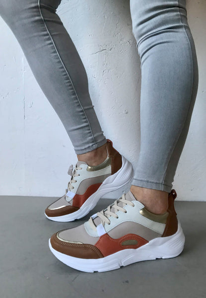 chunky trainers for women