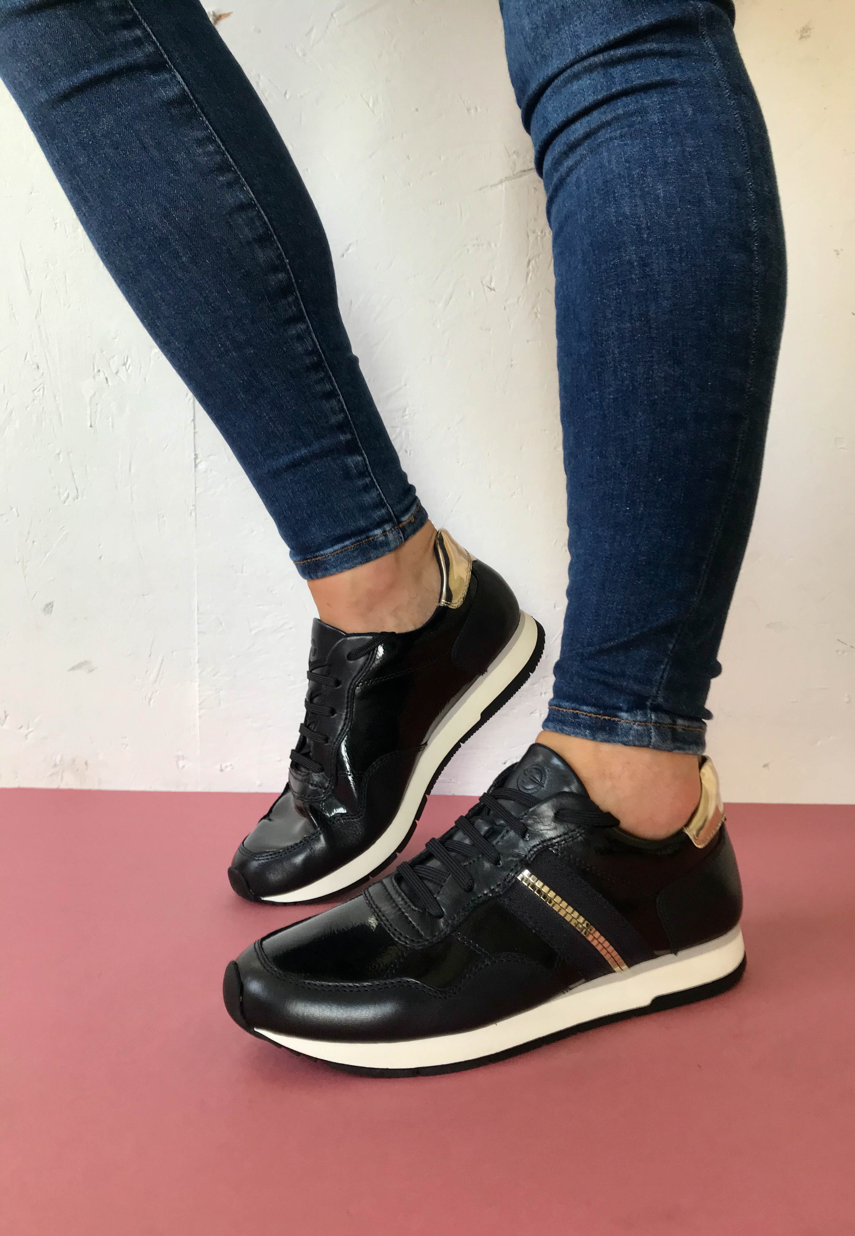 Navy Trainers Tamaris