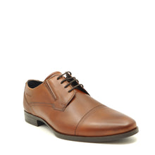 Load image into Gallery viewer, formal shoes for men bugatti tan
