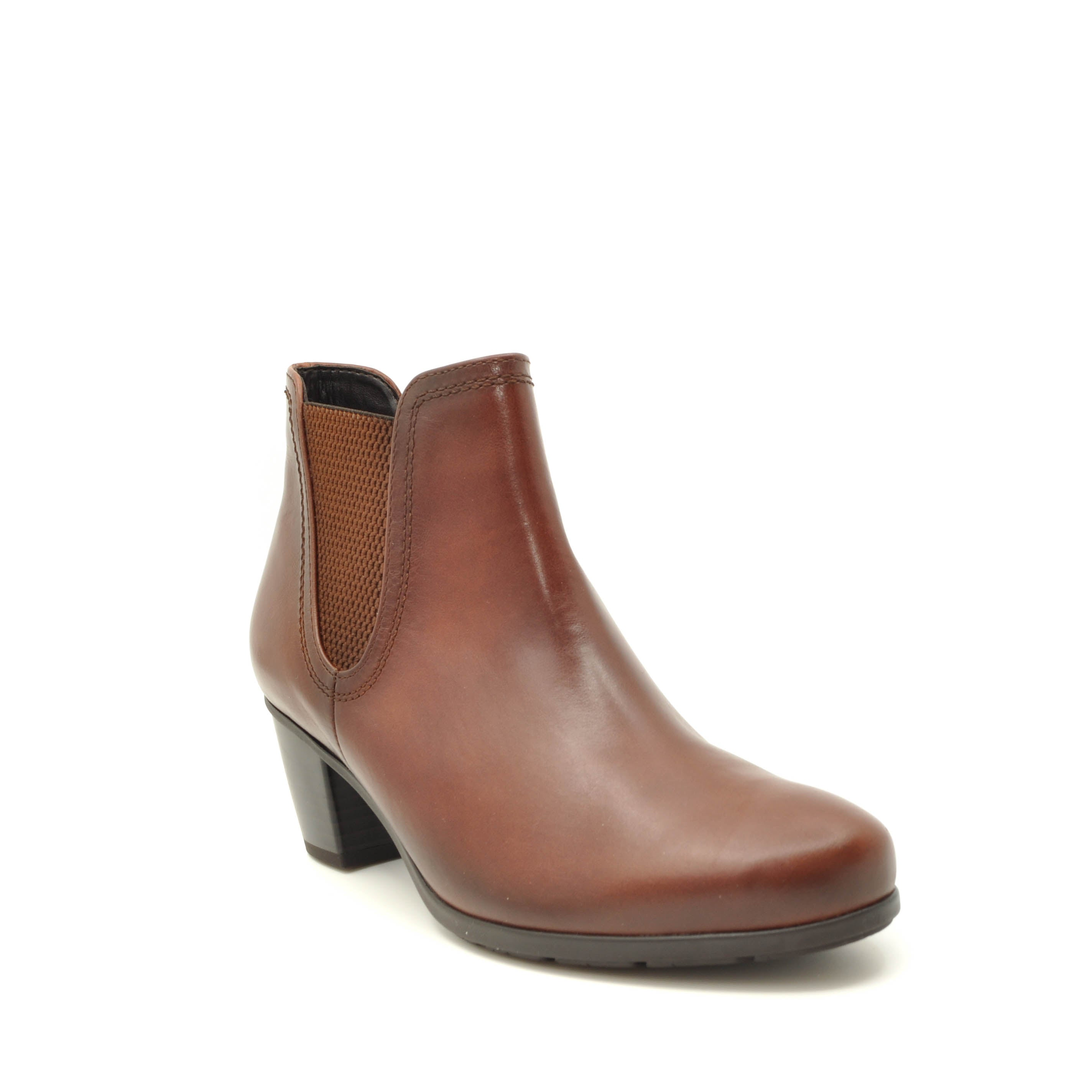 brown ankle boots Gabor