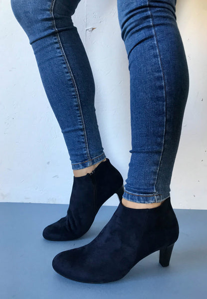 suede ankle boots Gabor