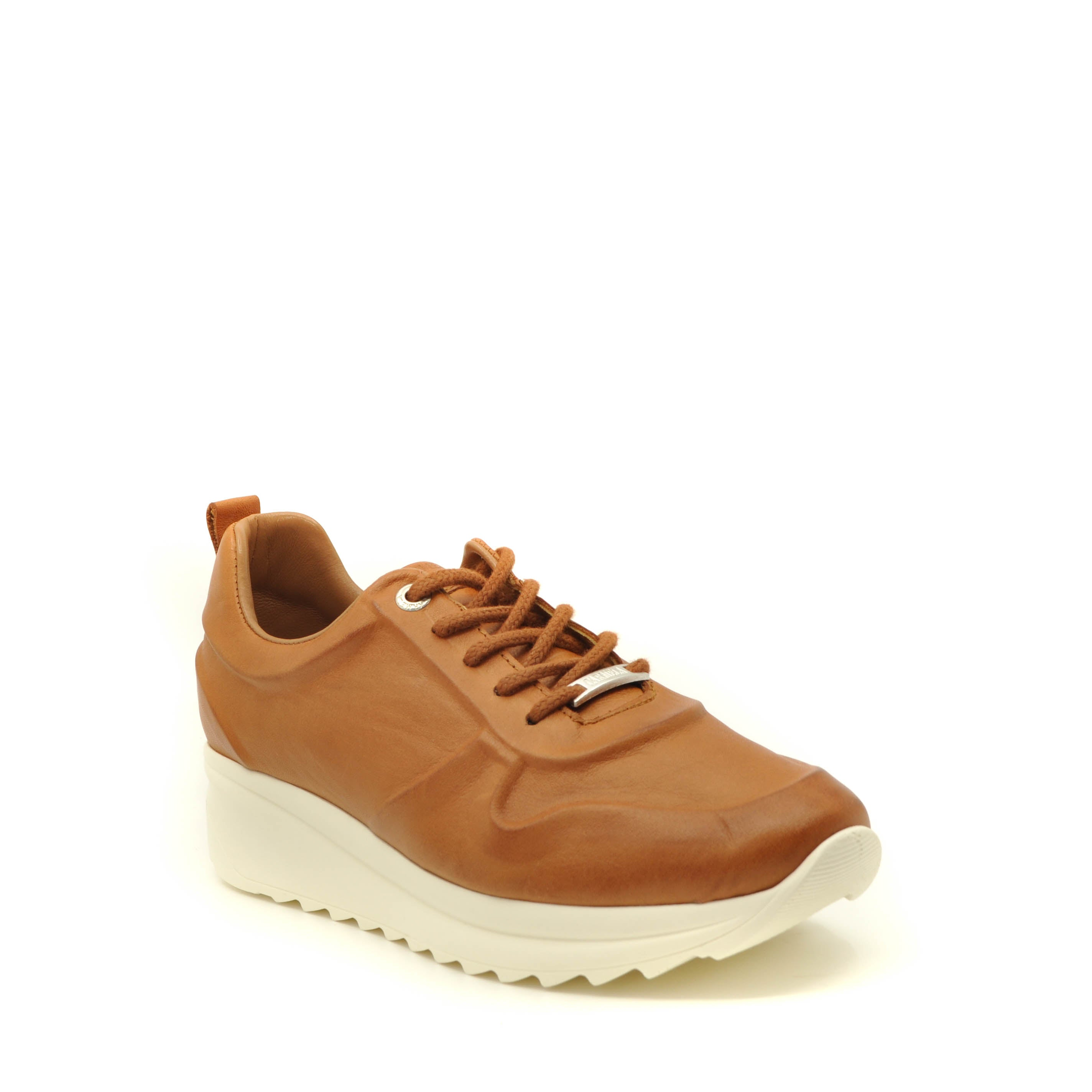 lace up shoes tan carmela