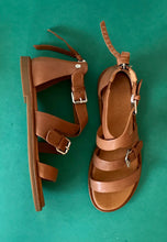 Load image into Gallery viewer, strappy sandals carmela
