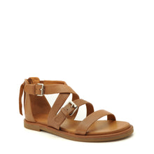 Load image into Gallery viewer, gladiator sandals tan