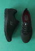 womens work shoes black