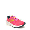 pink running shoes for women brooks