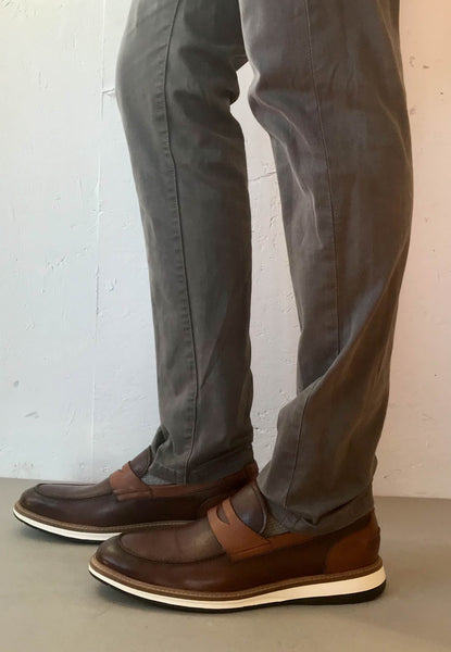 loafer shoes tan clarks