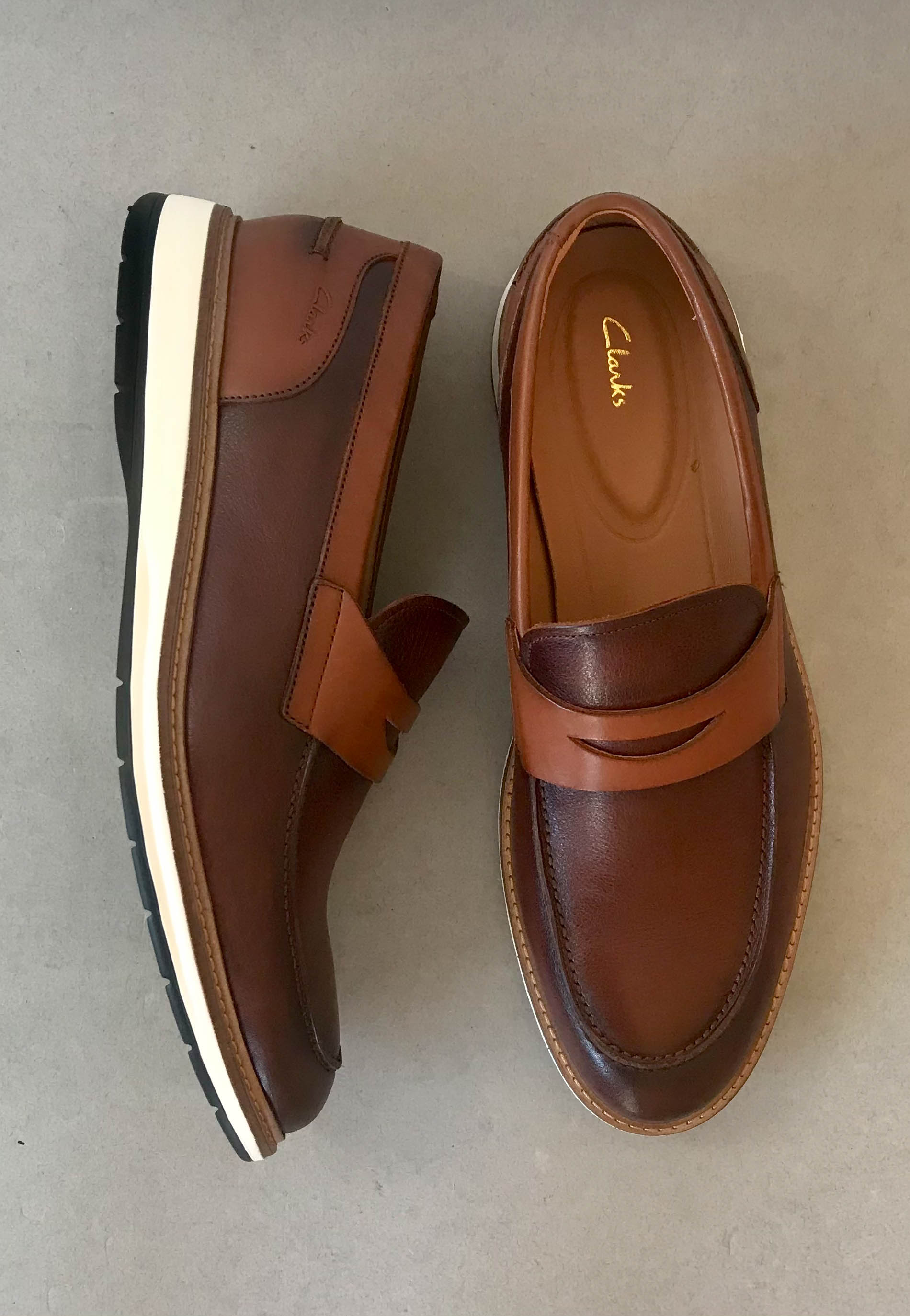 Slip On Shoes clarks
