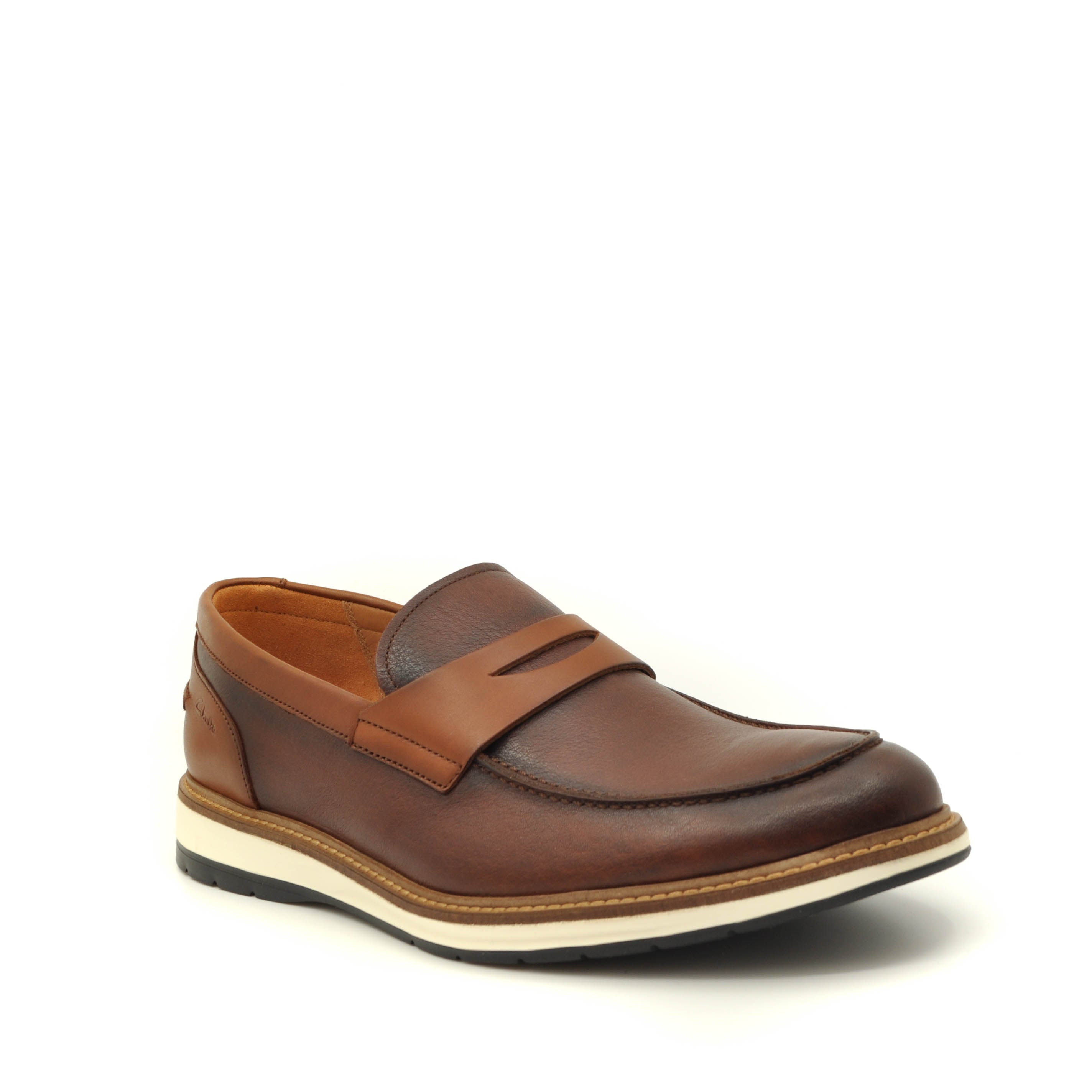 mens loafers clarks