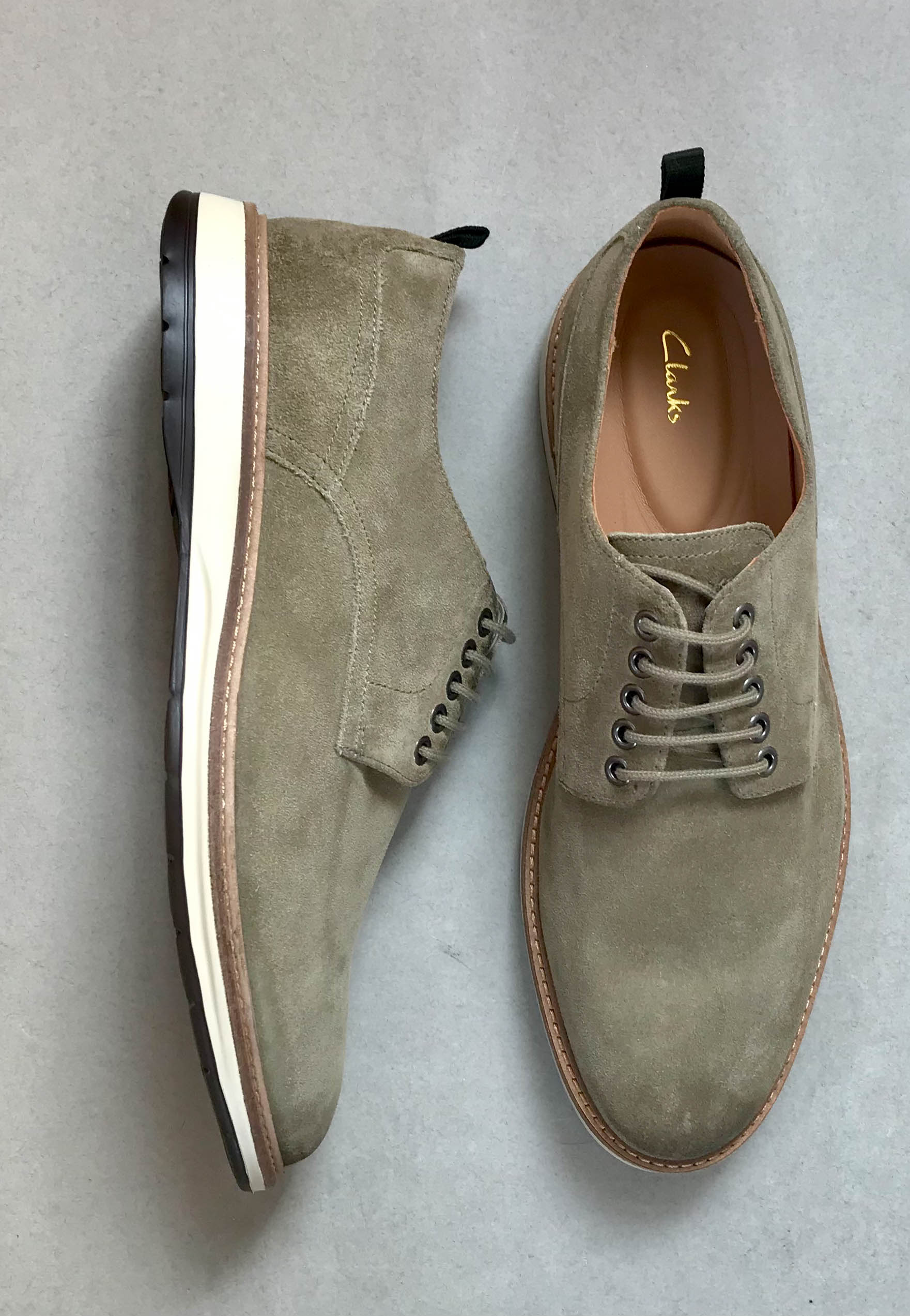casual shoes for men clarks