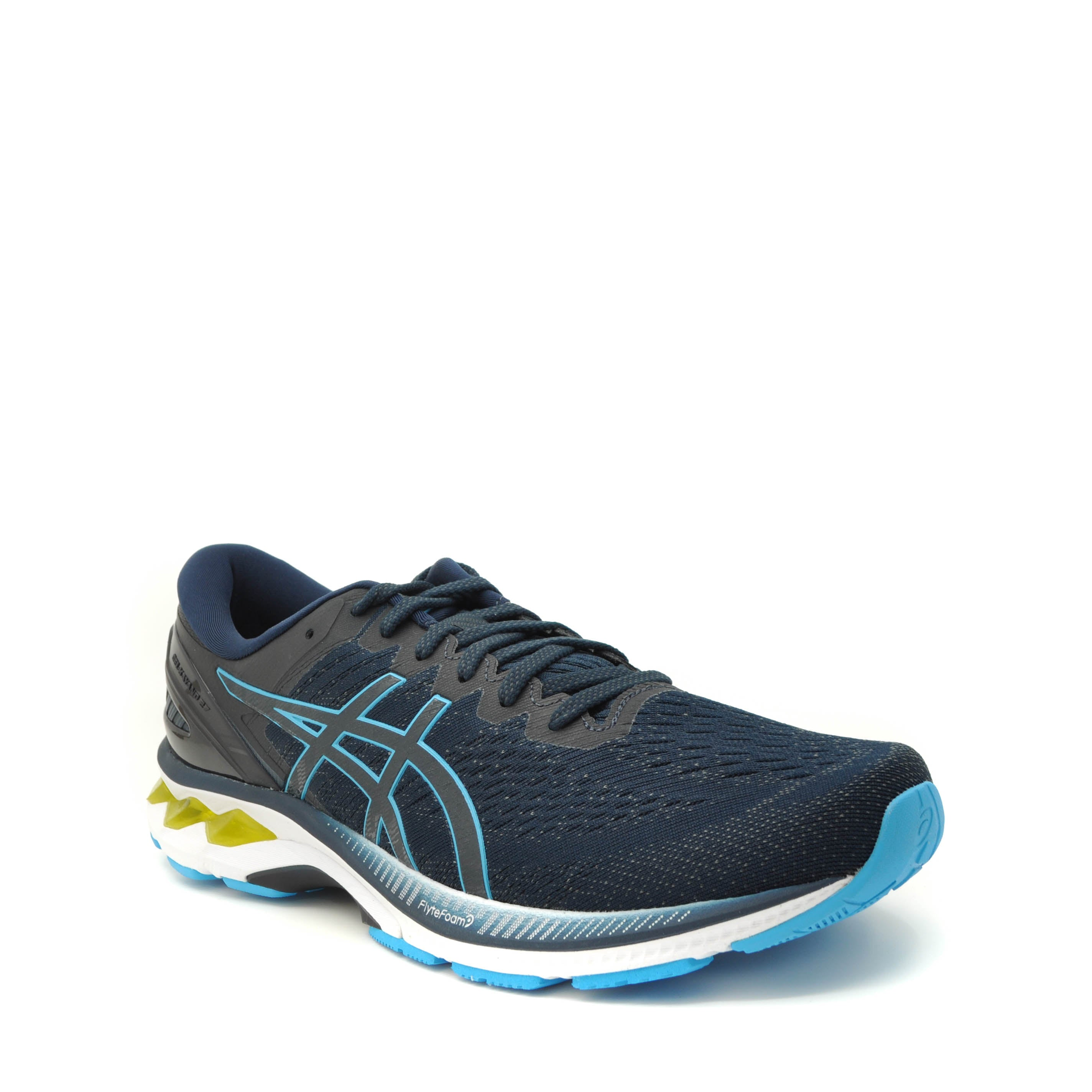 Asics Mens Trainers navy