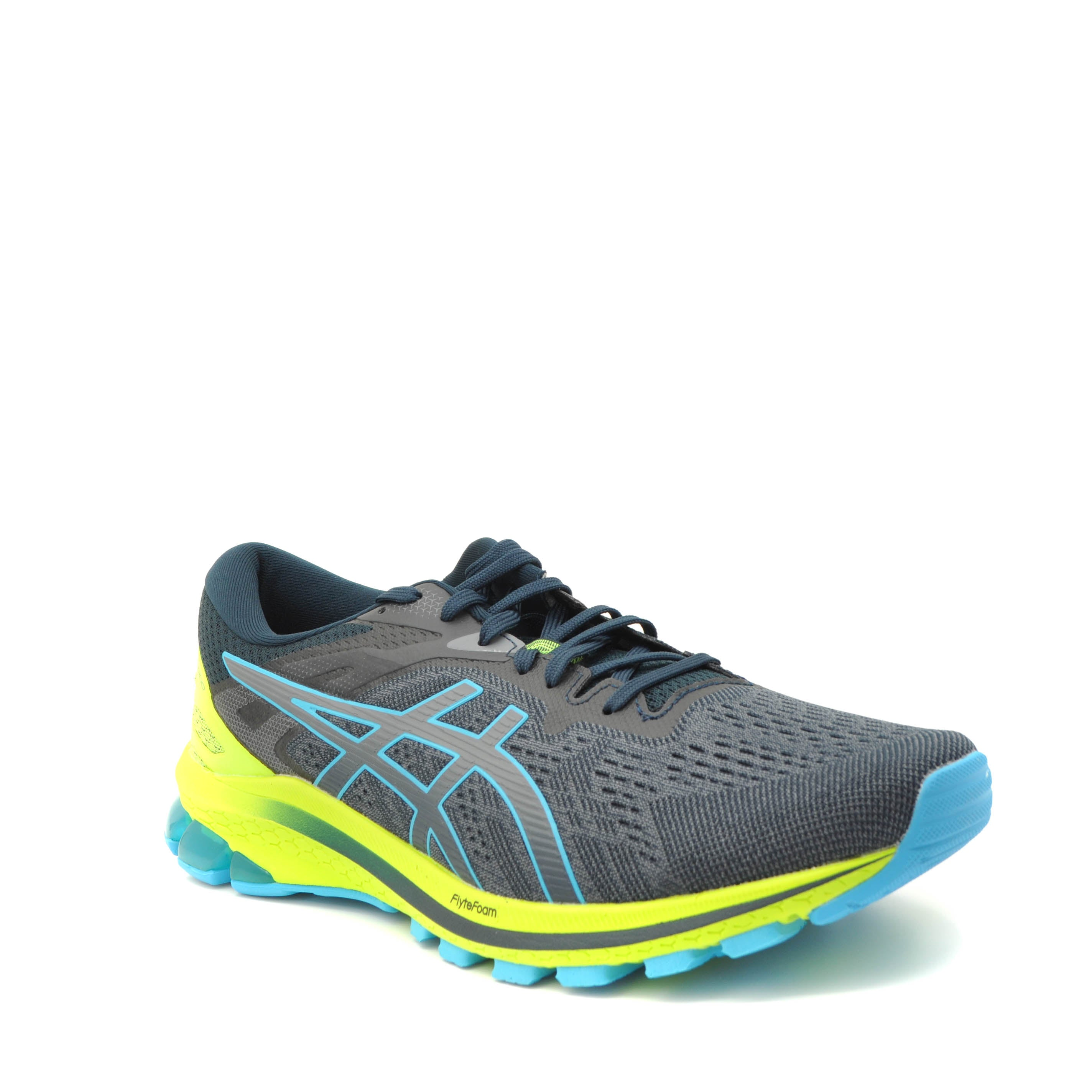 asics mens shoes navy