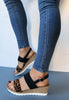 wedge sandals lunar