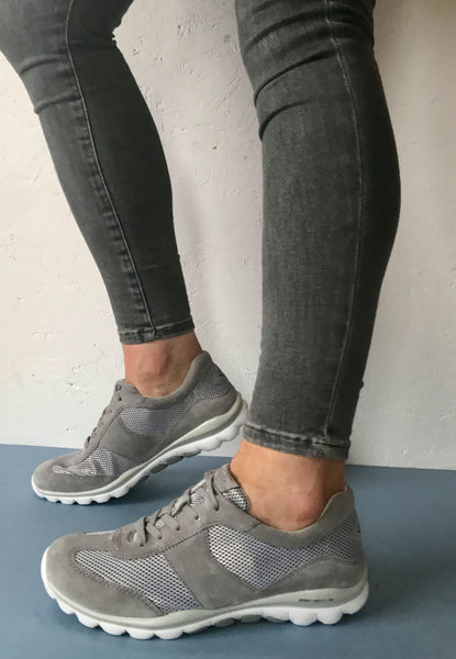 gabor trainers grey