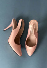 Load image into Gallery viewer, pink high heeled shoes