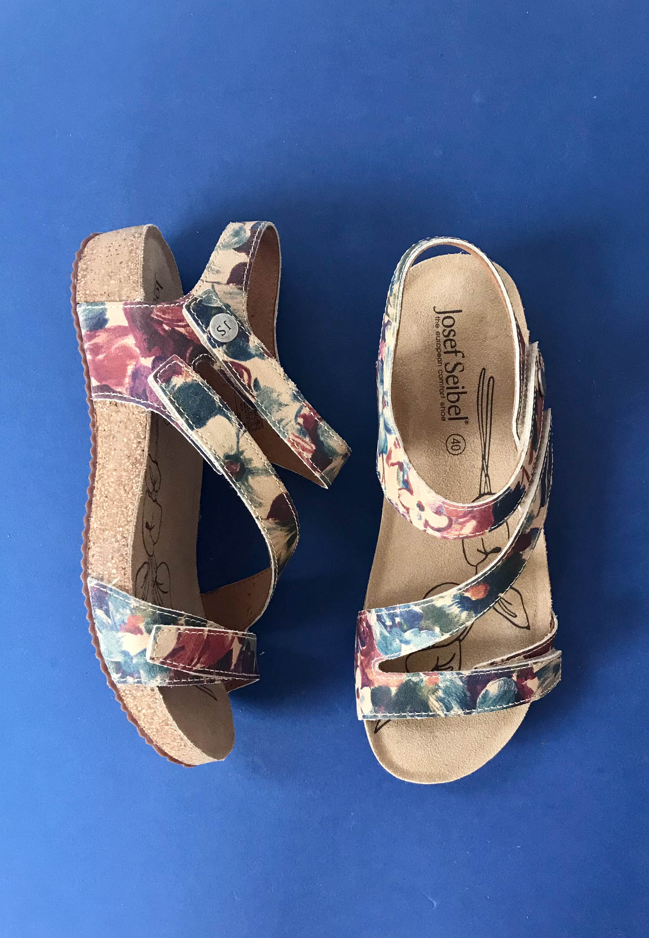 ladies sandals josef seibel