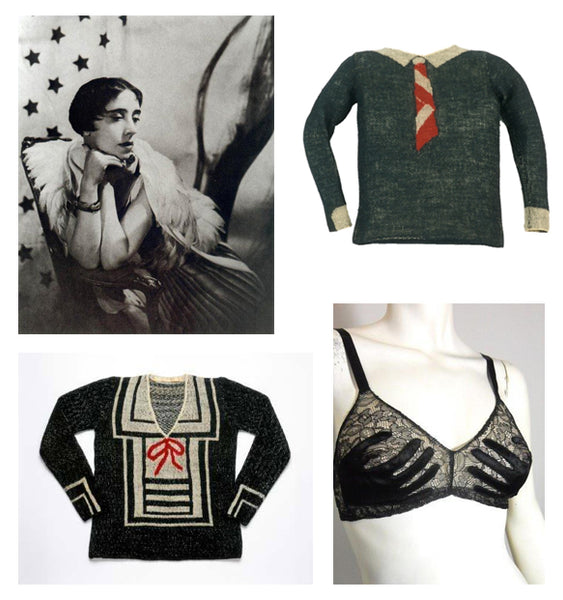Elsa Schiaparelli Surrealist Fashion Le Cou