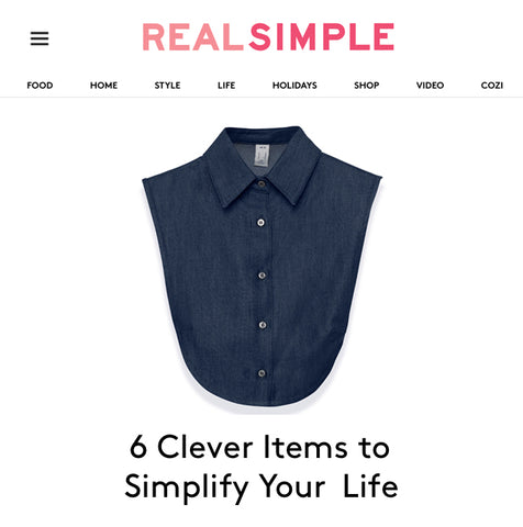 Real Simple 6 Clever Items to Simplify Your Life Le Cou Dickey The Wakefield