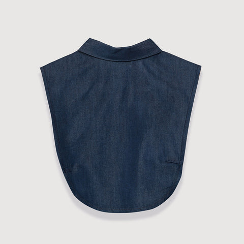 Uma in Dark Blue Chambray