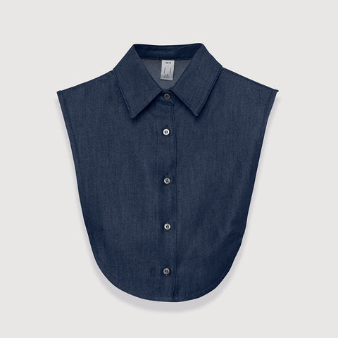 The Wakefield in Dark Blue Chambray
