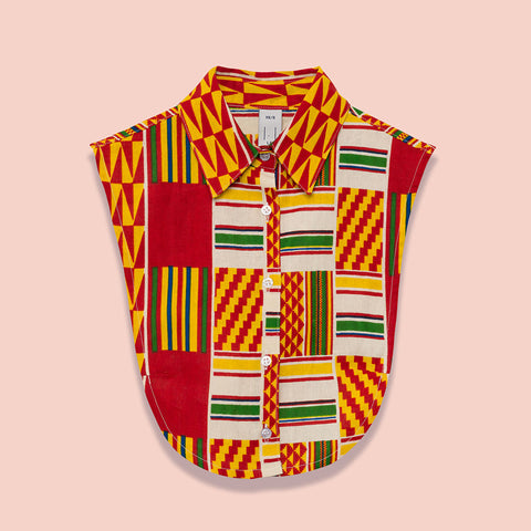 The Wakefield in Geometrique <br> Edition 01: African Wax