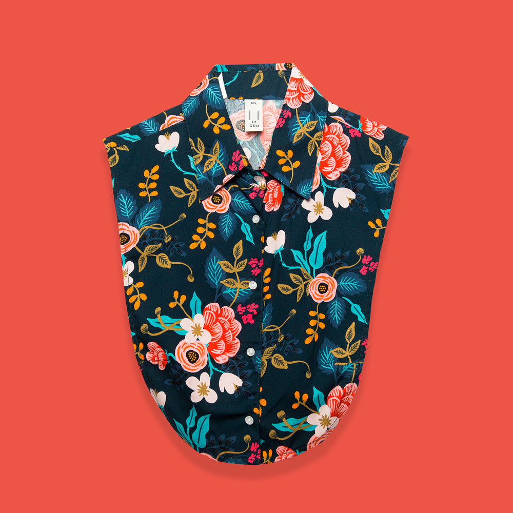 The Wakefield in Navy Floral