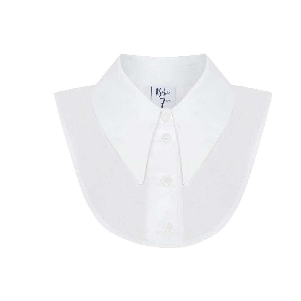 Super Deluxe Point Detachable Dickey Collar