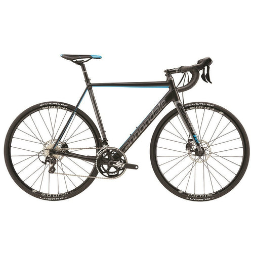 Cannondale CAAD12 Disc 105 Negra - 2017