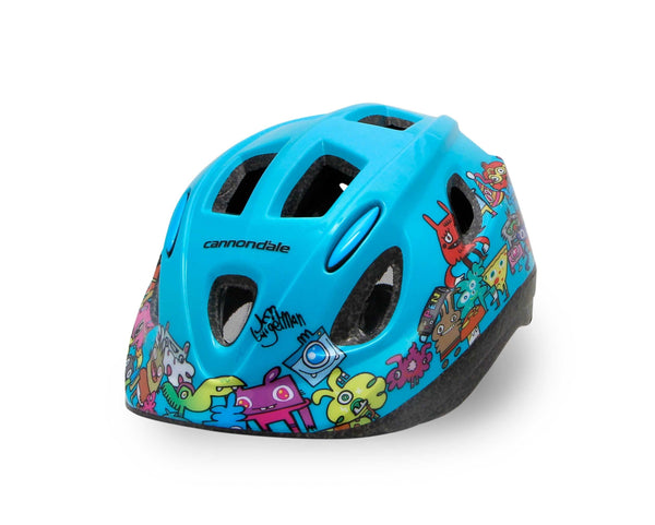Cannondale Casco Kids Burgerman