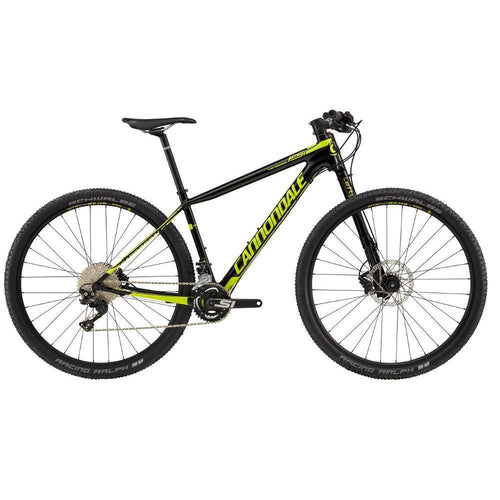 Cannondale F-Si Carbon 4 Negra - 2017
