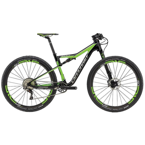 Cannondale Scalpel Si Carbon HM Race - 2017