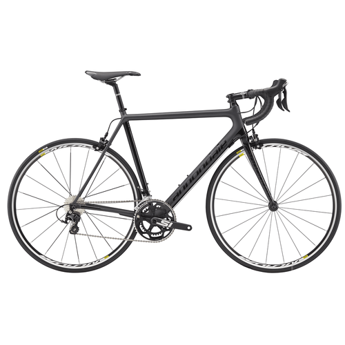 Cannondale Super Six Evo 105 Negra - 2018