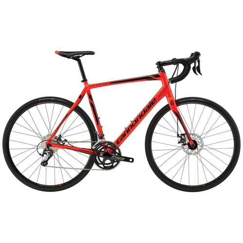 Cannondale Synapse Alloy Tiagra Disc - 2016