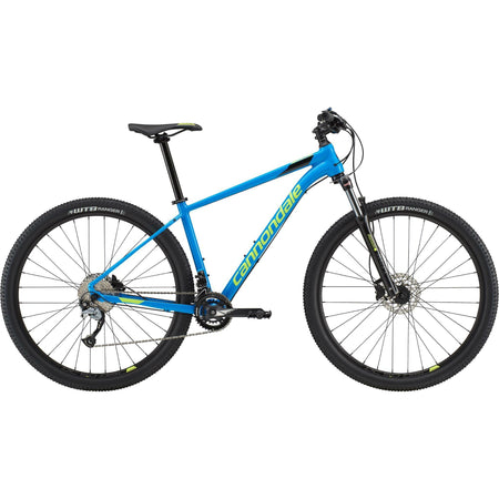 Cannondale Trail 1 Negra - 2017