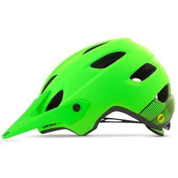 Giro Casco CHRONICLE MIPS Amarillo Fluorescente