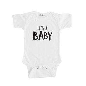 It's a BABY Onesie - Team Green Pregnancy Announcement