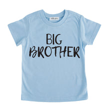 big brother tee shirt blue big brother sibling tee shirt