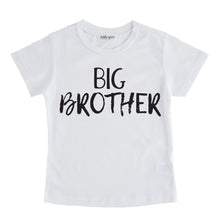 Big Brother - Pregnancy Announcement Sibling Tee