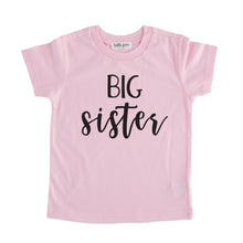 big sister tee shirt pink big sister sibling tshirt pregnancy announcement sibling tshirt set