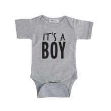 It's a Boy Onesie - Team Blue Gender Reveal Onesie