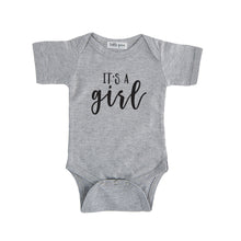It's a Girl Onesie - Team Pink Gender Reveal Onesie