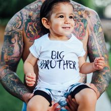 big brother tee shirt white big brother sibling tee shirt