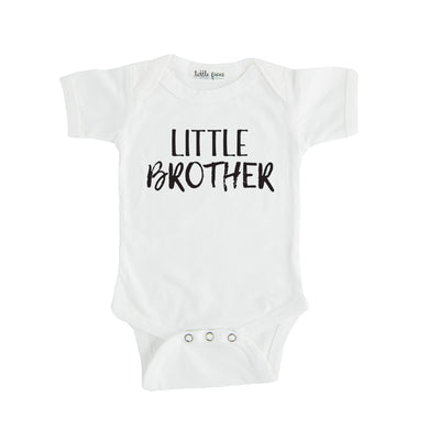 little brother onesie white little brother sibling onesie big brother little brother set