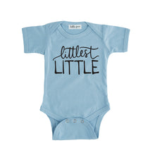 littlest little onesie blue littlest little sibling pregnancy announcement set sibling tshirt set