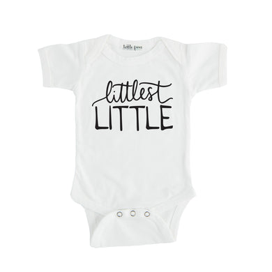 littlest little onesie white littlest little sibling pregnancy announcement set sibling tshirt set