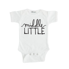 middle little onesie white middle little sibling pregnancy announcement set sibling tshirt set